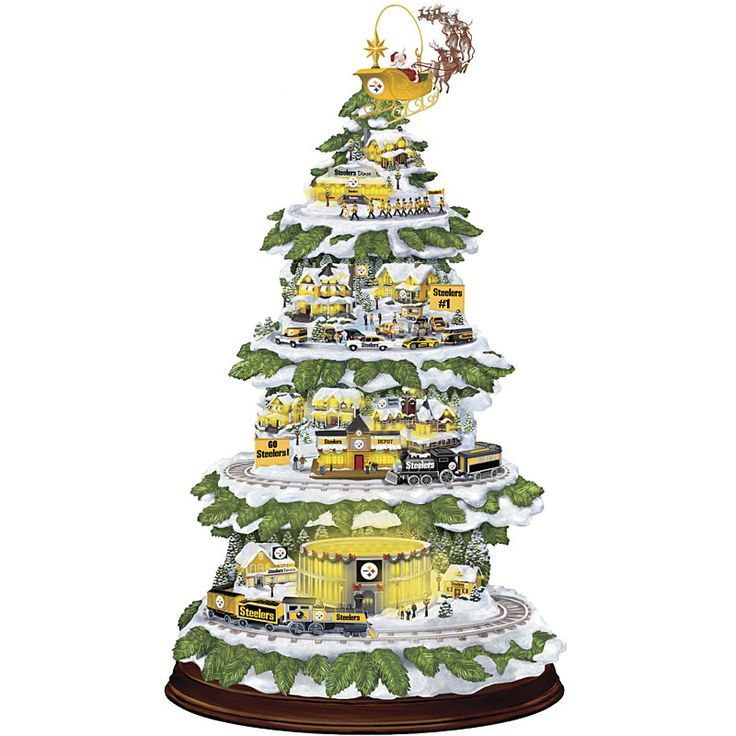 Best images about sports theme christmas tree on