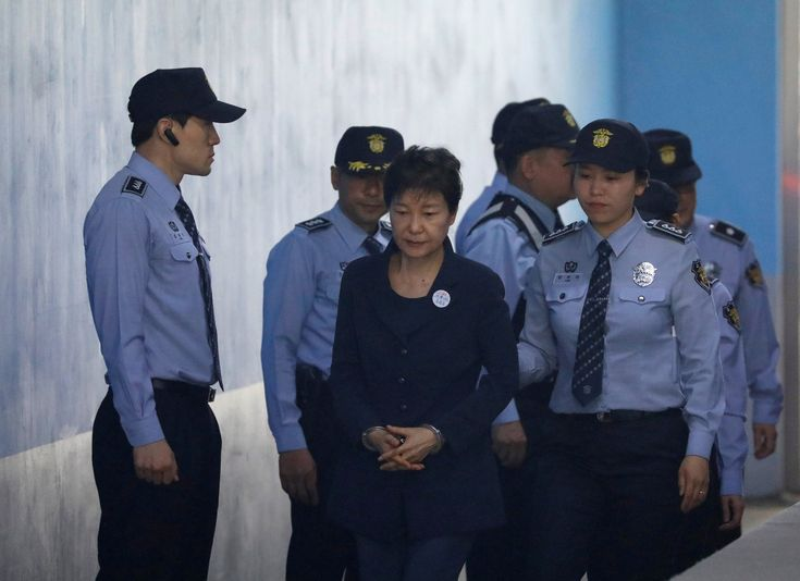 North Korea Calls for Execution of South Korean Ex-President and Aide