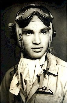 Len Waters, the first Aboriginal Australian military aviator, and the only one to serve as a fighter pilot in the Royal Australian Air Force (RAAF) during World War II. Aborigines at the time suffered significant discrimination and disadvantages, restrictions on movement, residence, employment and access to services and citizenship. He flew 95 missions in P-40 Kittyhawks in the South West Pacific theatre, but was unable to secure financial backing and government approval for a regional…