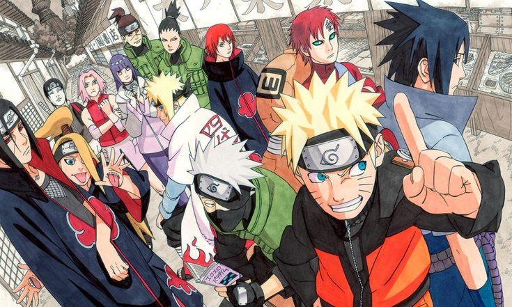 El tomo #72 de Naruto incluirá una postal de agradecimiento