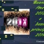 BUON ANNO 2014