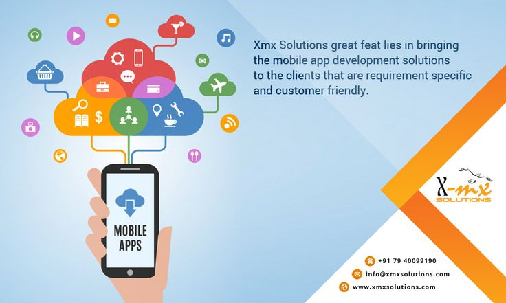 Xmx Solutions great feat lies in bringing the #mobile #app #development #solutions to the clients.  #mobileapps #mobileappsdevelopment #mobileappsolutions