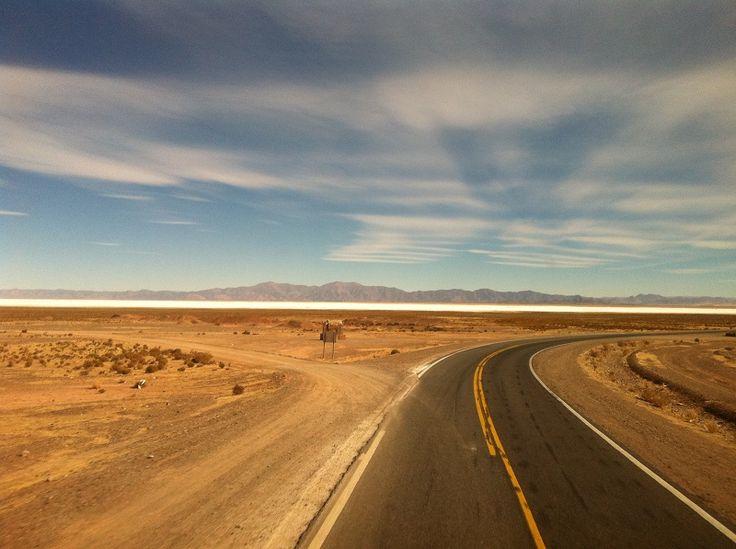El Paso de Jama, une frontière pas comme les autres // entre Argentine et Chili - Tips&Voyages