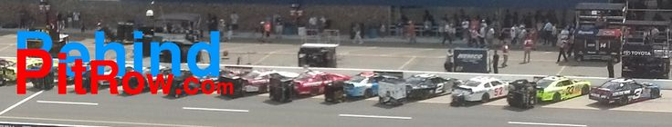 2014 NASCAR Camping World Truck Series Schedule | Behind Pit Row