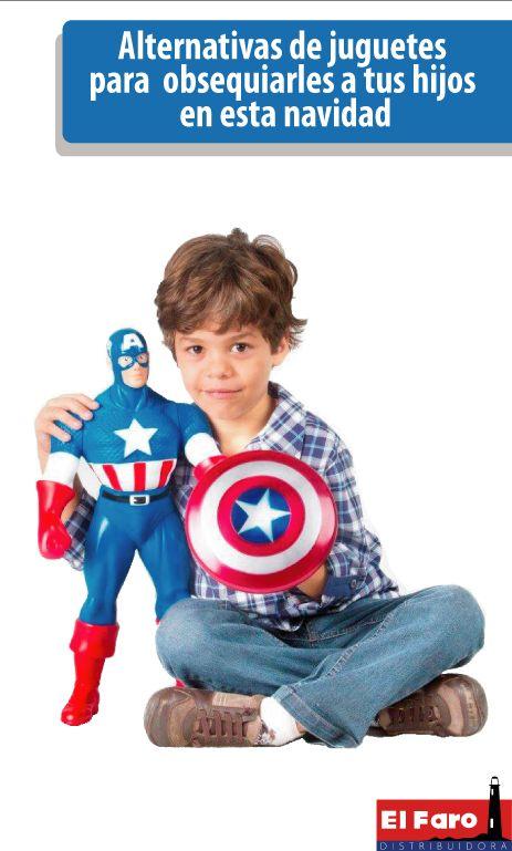 Encuentra la lista sugerida de los juguetes que son ideales para los niños en esta navidad, de acuerdo a su edad.