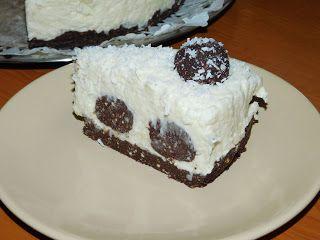 Gerdi süti: Kókuszgolyótorta