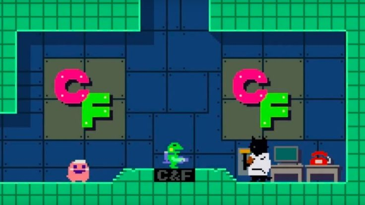 Kero Blaster Official PS4 Launch Trailer The side-scrolling game is releasing on Sony's system April 11. April 04 2017 at 04:06PM  https://www.youtube.com/user/ScottDogGaming