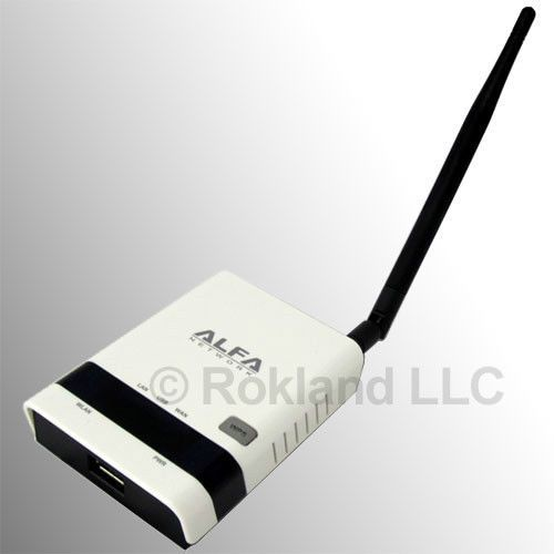 ALFA R36 Portable Wireless-N 802.11n WiFi USB Router for AWUS036NH