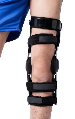 Functional ACL Knee Brace – Orthomen