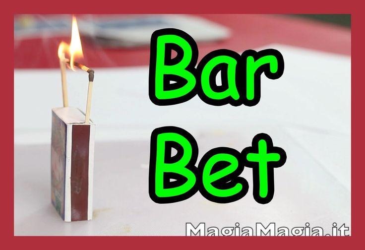 Amazing! Match Trick Bar bet sfida da bar le corna degli svedesi