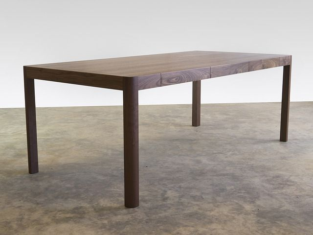 Irvine Desk by Nathan Day - Desk, Walnut, Custom Made, Drawers