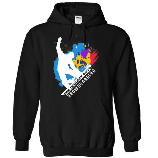 The Coolest guys Snowboarding #hoodie #style