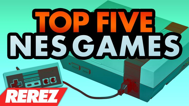 Check out this top five list of my personal favorite Nintendo Entertainment System games! Find out which retro classics make the list!