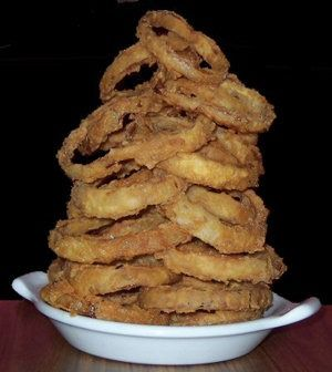 J Bruner's Onion Rings, Clarinda Iowa