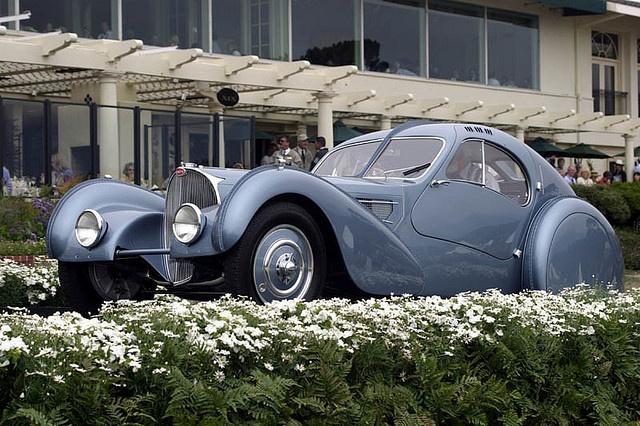 Bugatti T57SC Atlantic