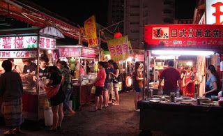 Day 3 - Le Ho Night Market  Famous Taiwan night market  #AviaPromo #Wisata  More info please call 021-4223838