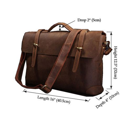 'The Editor' Large Leather Laptop Bag http://www.rodenjamesleatherbags.com/collections/leather-laptop-bags