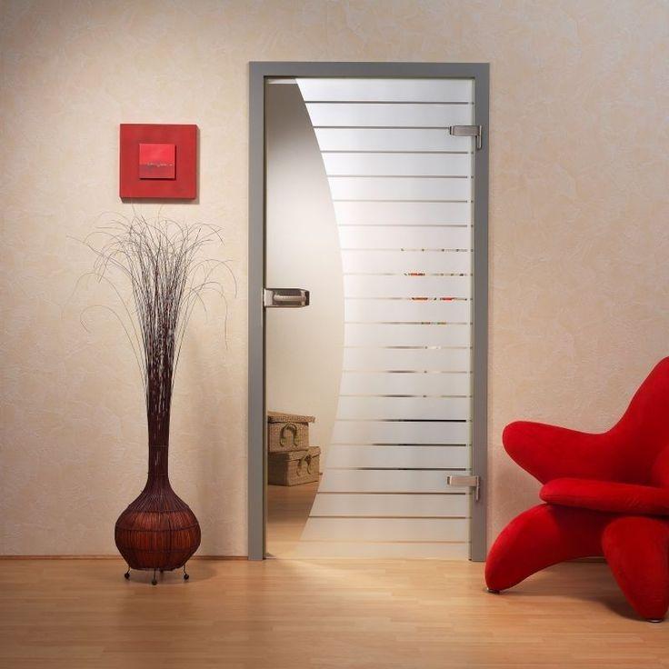 Puertas de Vidrio para Baños - Para Más Información Ingresa en: http://modelosdecasasmodernas.com/2013/10/28/puertas-de-vidrio-para-banos/
