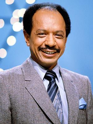 Sherman Hemsley, actor(The Jefferson's, Amen, All in the Family). 1938-2012