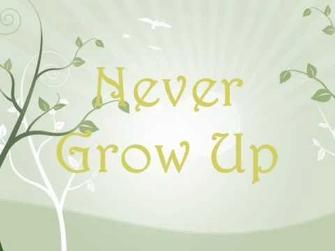 Taylor Swift-Never Grow Up Lyrics[on screen] >>> hmm... possible slide show ... or presentation of roses/flowers to moms ?