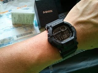 Casio G-SHOCK VIBRATOR GD-350-8JF | luxury watch review