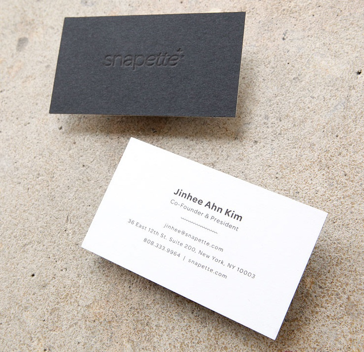 25 best Be Great Business Cards images on Pinterest | Business cards ...