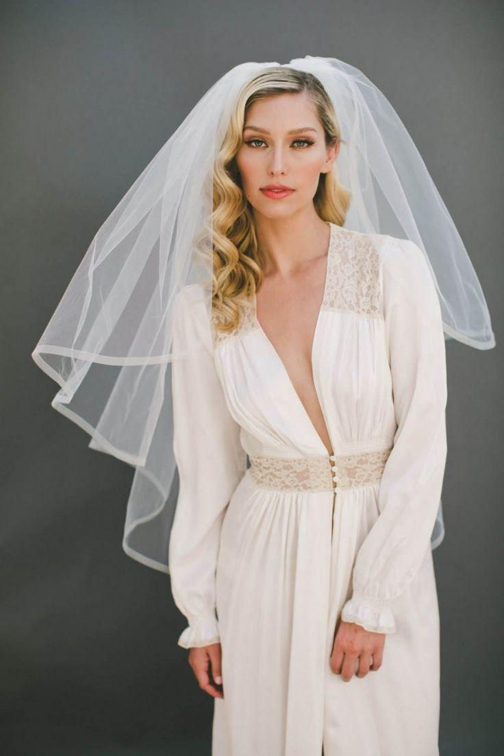 Best Wedding Hairstyles Veil Ideas Only On Pinterest Wedding