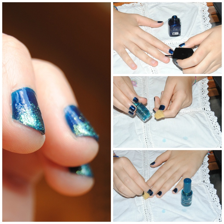 http://sarahloops.blogspot.com.es/search/label/DIY Up in the blog now!!!!! Go check it out!!!! #nails #ombrenails #blog #DIY