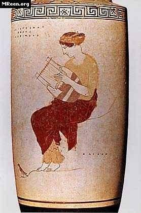 Пособие по реконструкции древнегреческого костюма. Чаcть II, цвета.