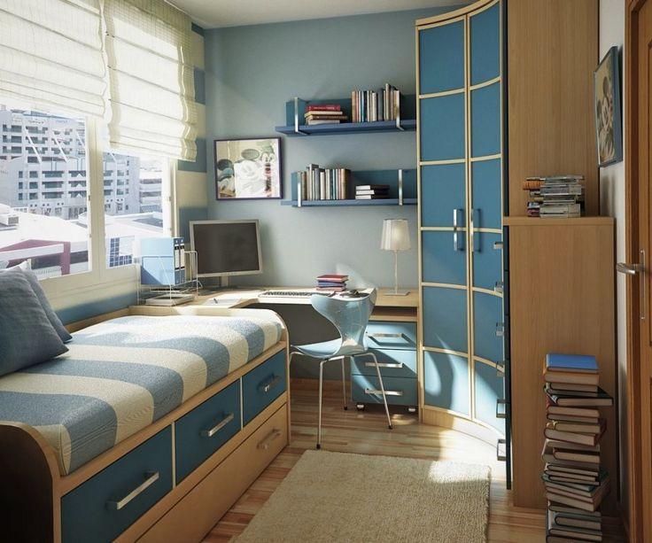 Совершенно очевидно, что спальня двухлетнего малыша будет существенно отличаться от спальни 14-летнего  подростка