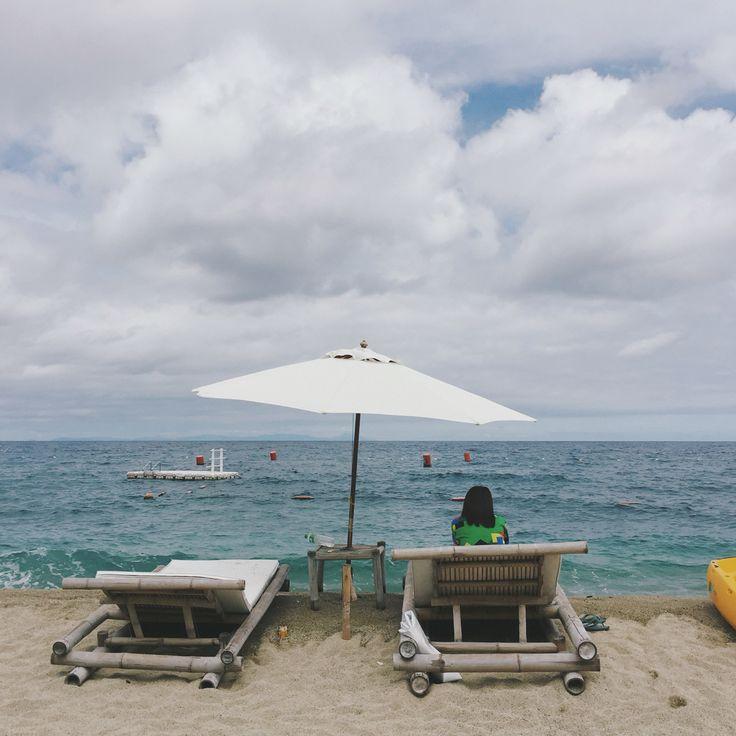 La Luz Beach Resort, Batangas. Taken via iPhone6.
