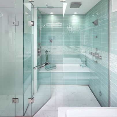 Bathroom Tile Shower Design Ideas