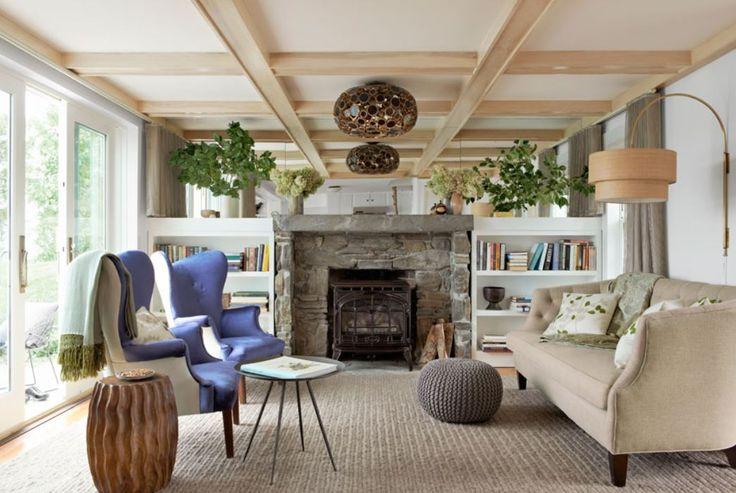 Remodelling Living Room Ceiling