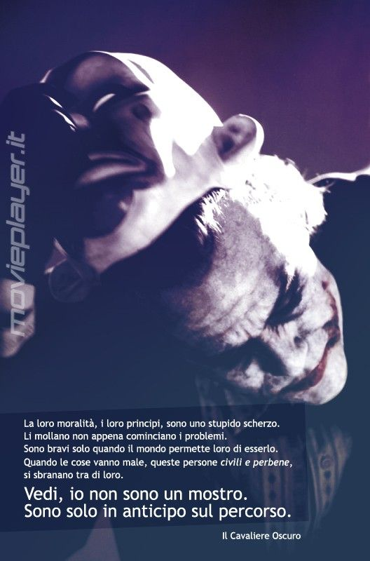 Heath Ledger - Il cavaliere oscuro