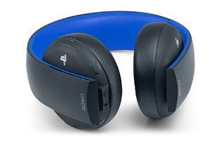 PlayStation® Gold Wireless Headset | PS3™, PS4, PS Vita Accessories - PlayStation®