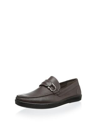 Salvatore Ferragamo Men's Buck Loafer