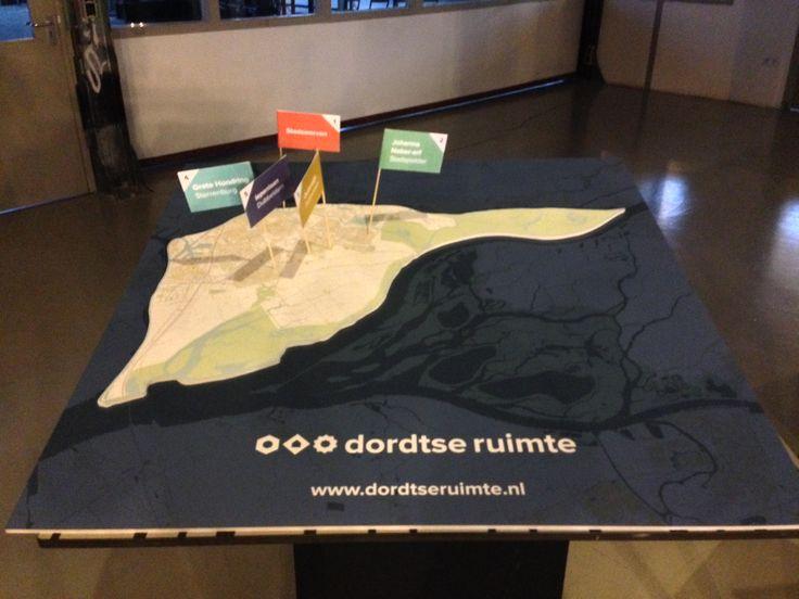Overzicht zelfbouwlocaties in Dordrecht.
