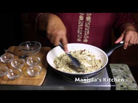 Urad Dal Kachori - Manjula's Kitchen - Indian Vegetarian Recipes
