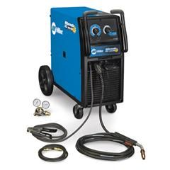MIL9074MIL907405  The Millermatic® 212 Auto-Set MIG Welder by Miller Electric is an all-in-one wire welder that welds material from 22 gauge to 3/8 in. thick in a single pass05