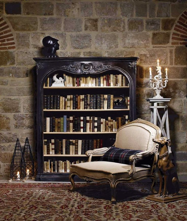 366 Best HOMELibrary Home Office Images On Pinterest