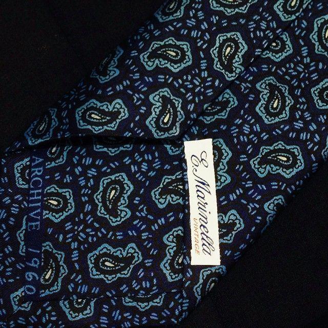 E. Marinella vintage tie