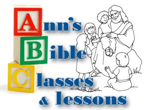 God's Faithfulness for little ones | Ann's Bible Classes and Lessons for Kids