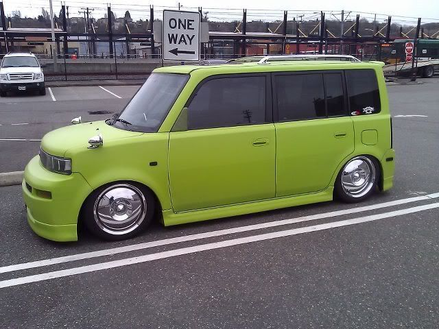 Charmant Parts / Accessories For A Retro Look?   Page 2   Scion XB Forum