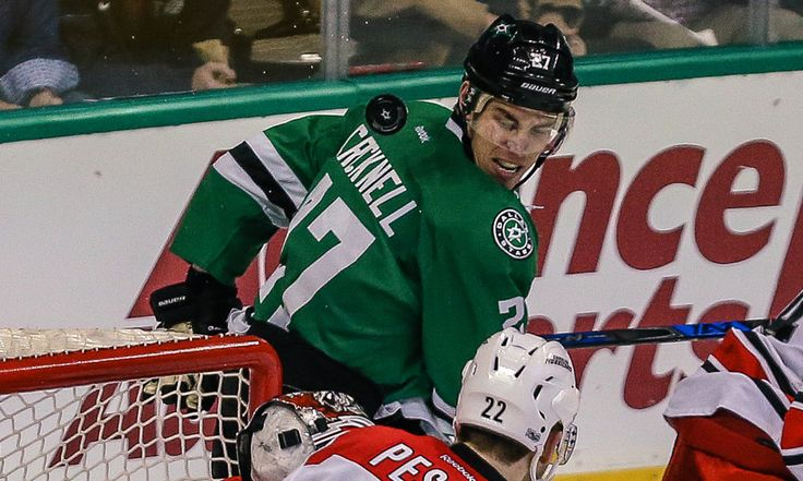 Adam Cracknell inks one year extension with Stars = The Dallas Stars have officially brought at least one of their depth forwards on board for next season, as it was reported by Stephen Whyno that the team has inked Adam Cracknell to a one year extension for the 2017-18 NHL season. Per Whyno, the deal will…..