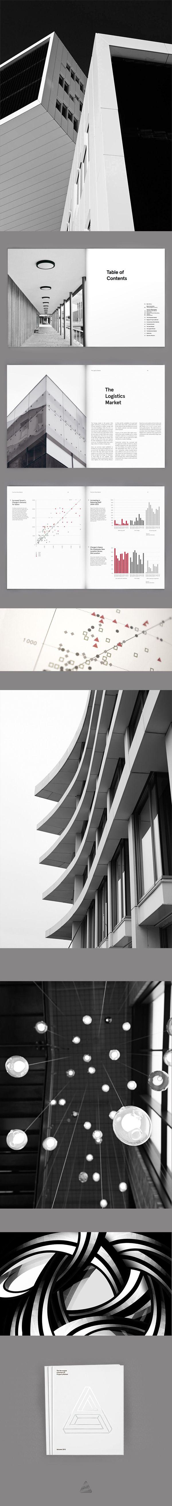 Akershus Eiendom - Annual report on Behance