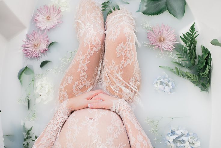maternity milk bath how-to | guest blogger olga kubrak photography for life + lens blog