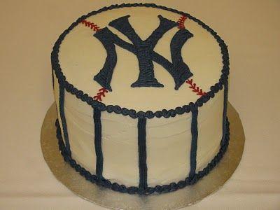 Tabbycakes: NY Yankee cake
