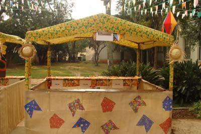festa junina brincadeiras de barracas - Pesquisa Google