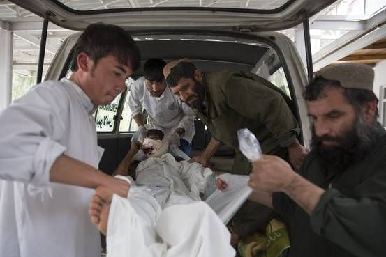 In #Afghanistan Province, Fighting With Taliban Gets Bloodier. Northern #Helmand sees upsurge in casualties as Afghan forces take lead
