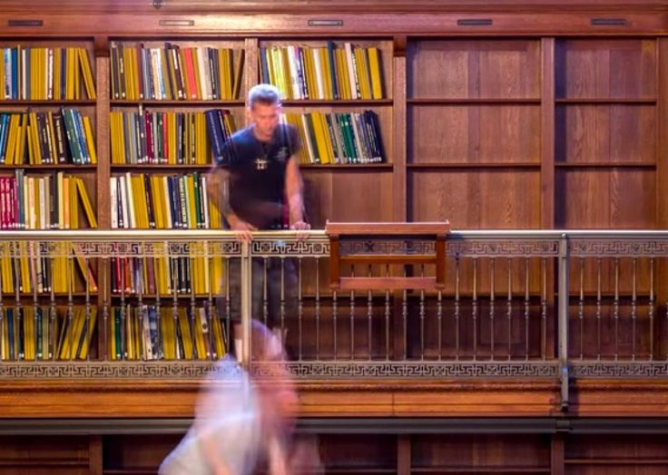 52,000 Books Return to NY Library Shelves in Time-Lapse (VIDEO).